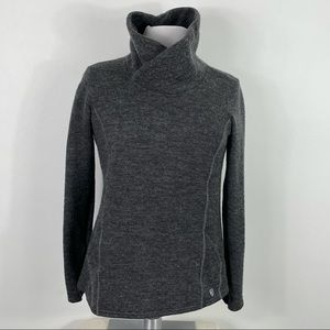 Woman's Kuhn Athena Pullover Wool Sweater Small
